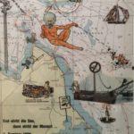 Urkunde zum ersten Bildungsurlaub auf Petrine 1989