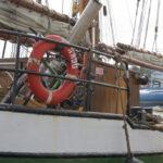 Achterschiff der Petrine