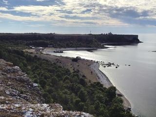 Karlsinsel vor Gotland