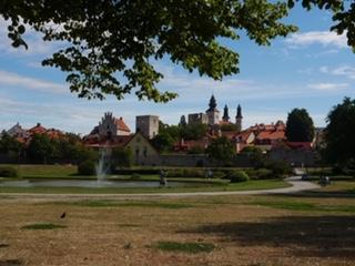 Ansicht von Visby