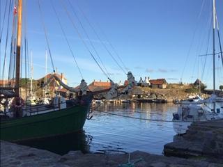 Dänische Insel Christiansoe