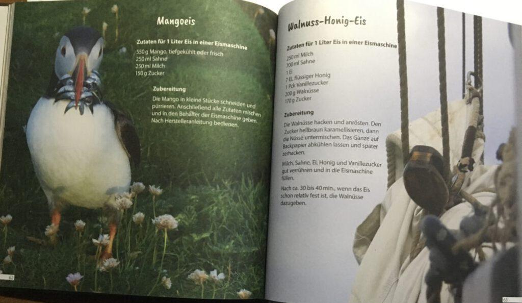 Rezept Mangoeis